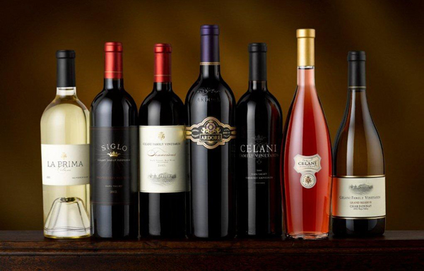 celani vineyards family of wines